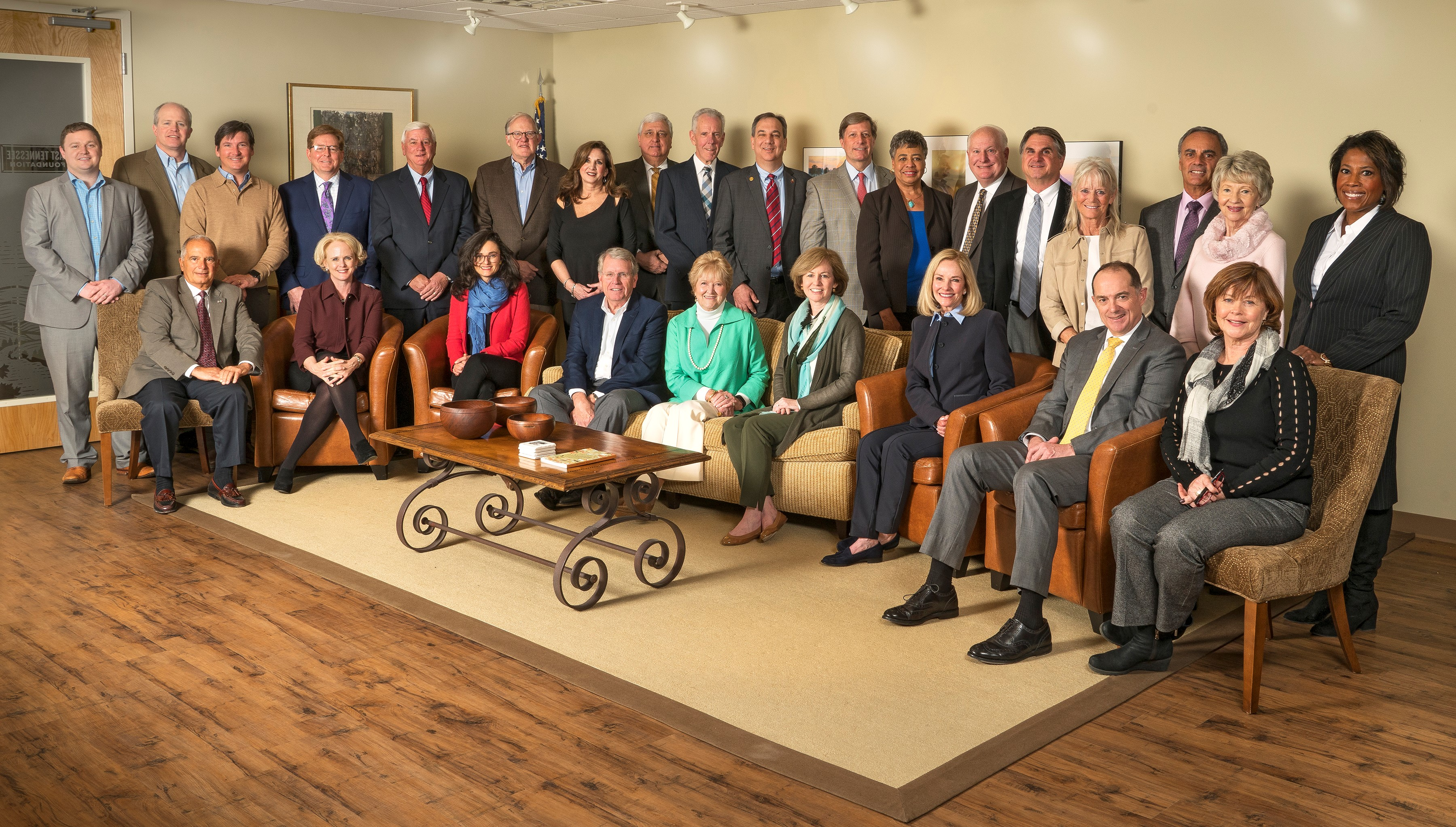 Board of Directors | East Tennessee Foundation